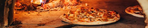Pizza groß